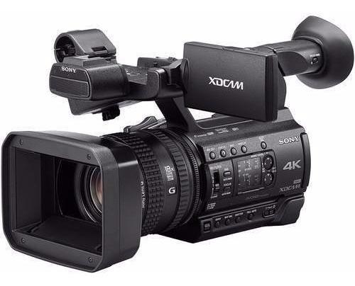 Filmadora Sony Pxw-z150 4k (ntsc/pal) P/ Entrega