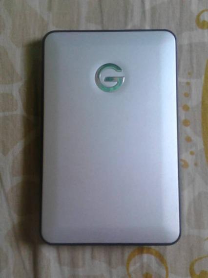 Disco Duro Portatil De 500gb: G-drive Slim/ G-technology