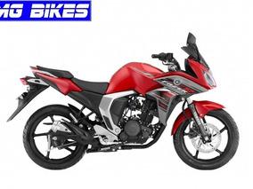 Yamaha Fazer Fi 0km Roja - Consultar Precio De Contado!