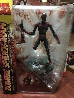 Marvel Select Spiderman Zombie