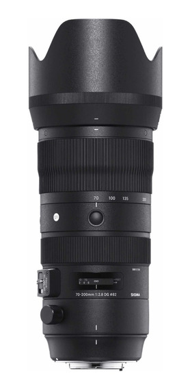 Sigma 70-200mm F/2.8 Dg Os Hsm Sports Lente Canon E Nikon