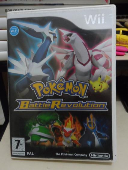 Pokémon Battle Revolution Wii Original