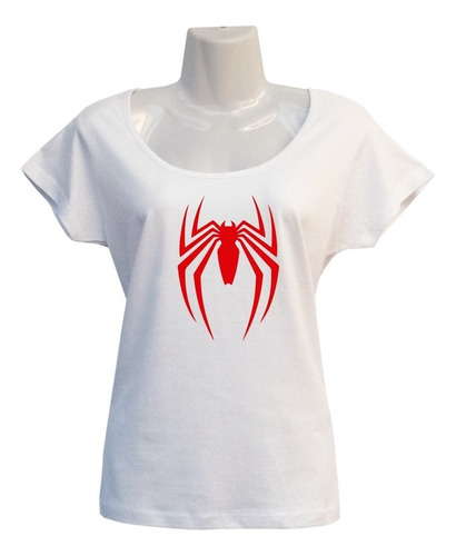 Polera Spiderman - Amazing Spiderman - Marvel  - Escotada