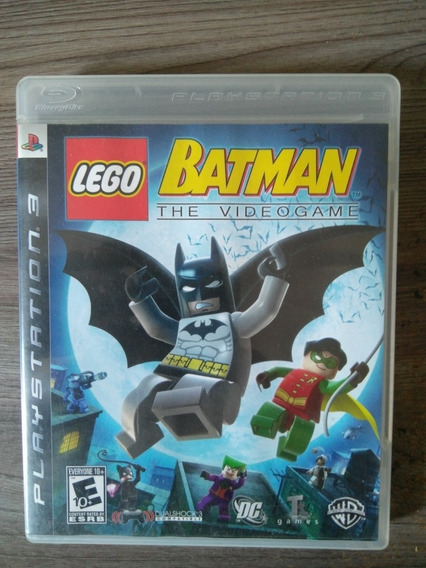 Lego Batman The Videogame - Ps3