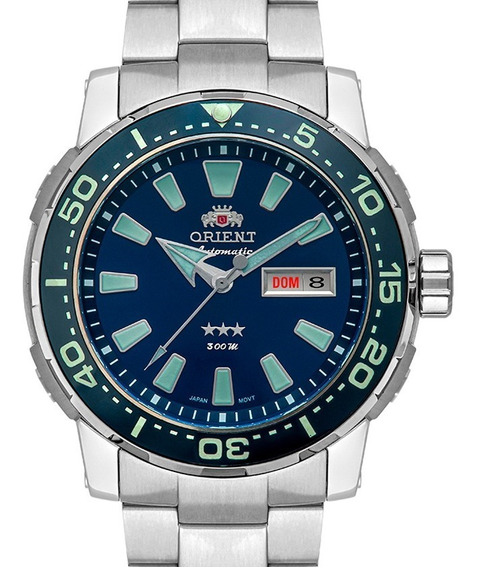 Relógio Orient Masculino Titanium F49tt001 D1gx 300 Metros
