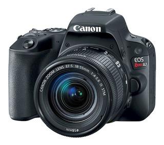 Camara Canon Sl2 Pantalla Abatible Nueva Video Full Hd Nueva