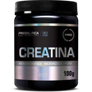 Creatina Pura - 100 Gramas - Probiotica