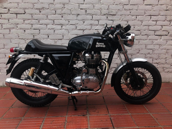 Royal Enfield Continental Gt 535 - Negra