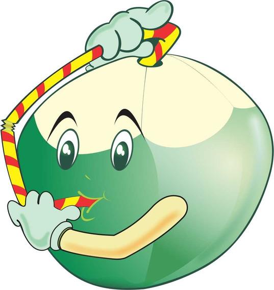 A Lenda Dos Coco Verdes