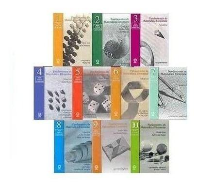 Fundamentos De Matemática Elementar