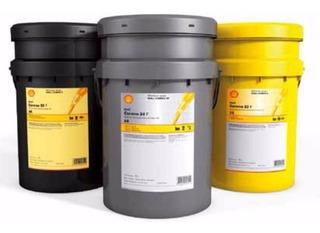 Shell Corena S4 R 68 Aceite Para Compresor Sintetico X18.9l