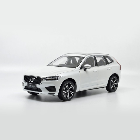 Miniatura Volvo Xc60 T5 Rdesign 1:18 Branco Csm - Oferta -