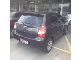 Etios 1.3 X 16v Flex 4p Manual 49950km