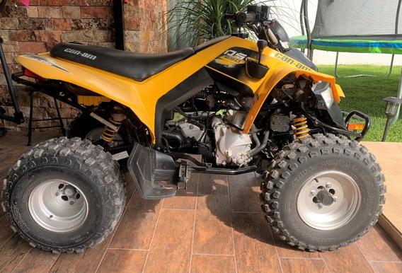 Cuatrimoto Can Am Ds-250 2014 Llantas Nuevas