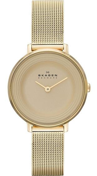 Relógio Skagen Ladies Gold Skw2212