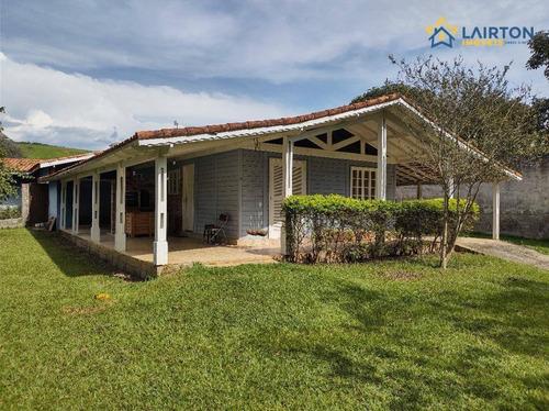 Chácara Com 3 Dormitórios À Venda, 1610 M² Por R$ 800.000,00 - Vicente Nunes - Nazaré Paulista/sp - Ch1447