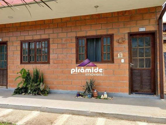 Casa Com 1 Dormitório À Venda, 50 M² Por R$ 190.000 - Martim De Sá - Caraguatatuba/sp - Ca4853
