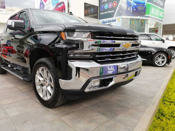 Chevrolet Cheyenne 5.4 2500 Doble Cab Ltz 4x4 At 2019