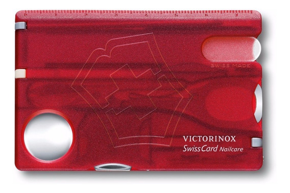 Swisscard Victorinox Original Nailcare 0.7240.t Entrega Inme