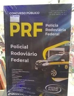 Livro Apostila Prf - Policial Rodovi Ediroa Mundial