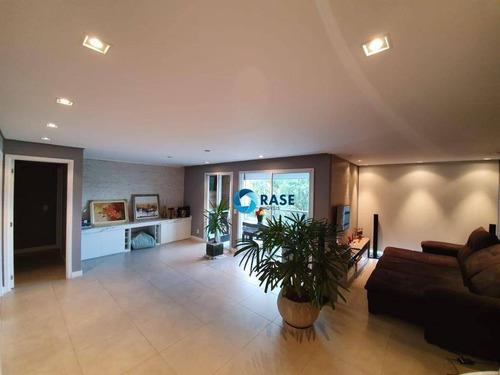 Imagem 1 de 30 de Apartamento Com 3 Dormitórios À Venda, 122 M² Por R$ 1.065.000,00 - Vila Andrade - São Paulo/sp - Ap2093