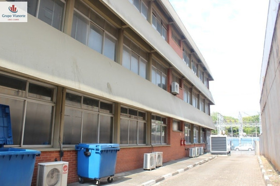 Galpão/pavilhão Para Alugar No Bairro Barra Funda Em São - P0006-2