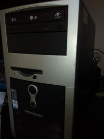Computador - Cpu Com Placa De Captura De Imagens ( Cameras )