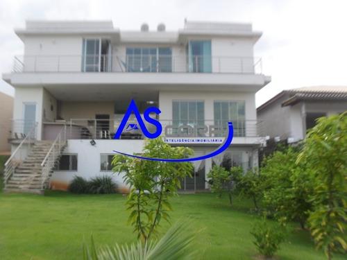Casa De Alto Padrão Em Condomínio Fechado (código Ca00143) - Ca00143 - 34212428
