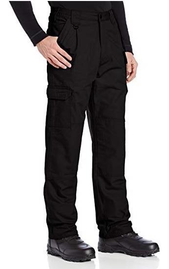 Pantalon Caballero 5.11 Tactical Negro Pro Taclite Hombre
