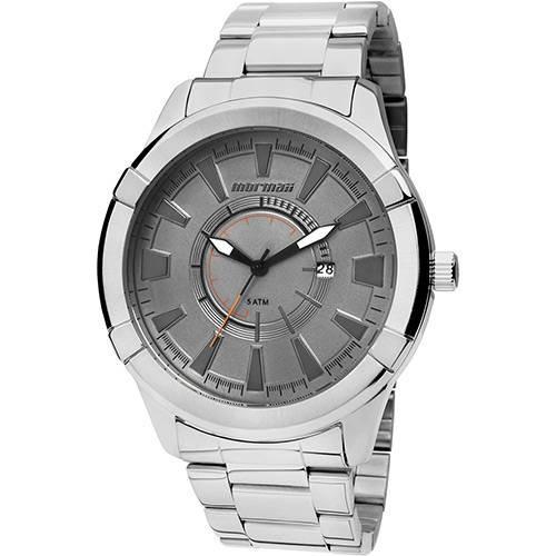 Relógio Mormaii Masculino Aço Mo2115ag 3c