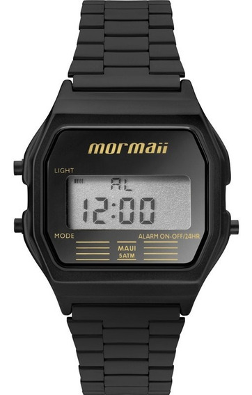Relógio Mormaii Unissex Vintage Mojh02aj/4p