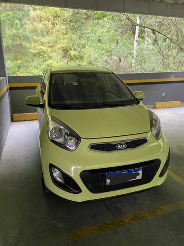 Kia Picanto 2012 1.0 Ex Flex Aut. 5p