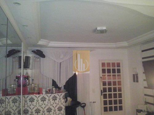 Sobrado Com 2 Dormitórios À Venda, 70 M² Por R$ 245.000,00 - Jardim São Miguel - Ferraz De Vasconcelos/sp - So0005