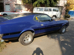 Ford Mustang Mach One Clasico Nacional