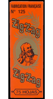Zig-zag No. 125 1¼ Papel Para Liar 4-pack
