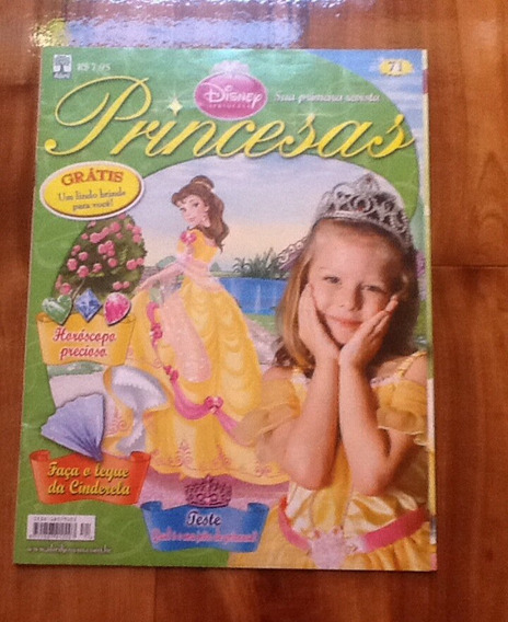Revista Princesas Disney N 71
