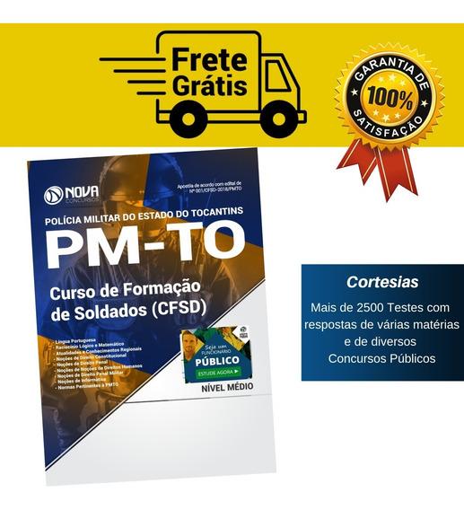 Apostila Soldado Pm To - Polícia Militar Do Tocantins
