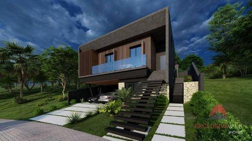 Imagem 1 de 16 de Casa Com 4 Dormitórios À Venda, 320 M² Por R$ 2.300.000,00 - Urbanova - São José Dos Campos/sp - Ca1336