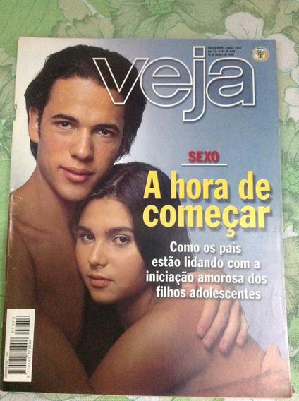 Revista Veja - Edição 1633 De 26/1/2000 - Sexo - Raríssima!