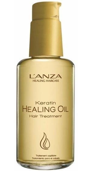 Lanza Keratin Healing Oil Hair Óleo De Tratamento 100ml