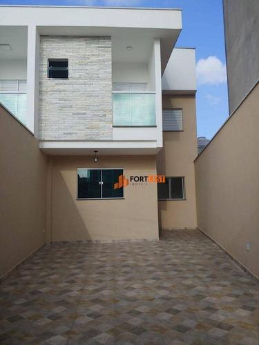 Imagem 1 de 30 de Casa Com 3 Dormitórios À Venda, 120 M² Por R$ 760.000,00 - Vila Formosa - São Paulo/sp - Ca0037