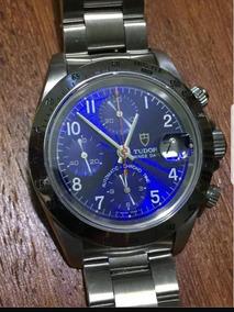 Relógio Rolex Tudor Cronógrafo Muito Barato