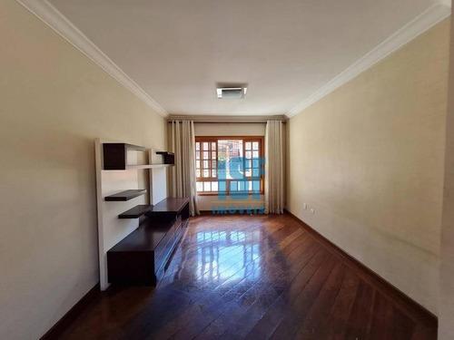 Sobrado Com 3 Dormitórios À Venda, 170 M² Por R$ 860.000 - Jardim Bonfiglioli - São Paulo/sp - So5758 - So5758