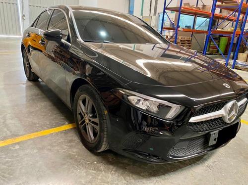 Mercedes-benz A200 Sedán Negro 2020
