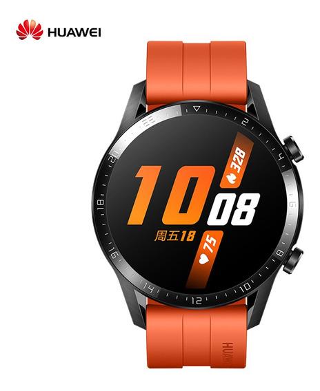 Huawei Watch Gt 2 46mm 5atm Resistente Al Agua Reloj Intelig