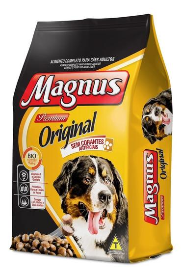 Ração Magnus Premium Original 15kg Cães Adulto