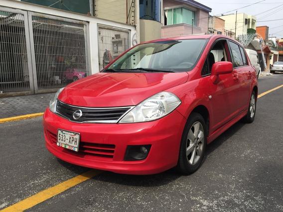 Nissan Tiida 2011 Hatchback Emotion 1.8l