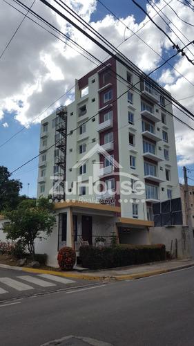 Apartamentos Nuevos En Urbanizacion De Santiago Za25 C