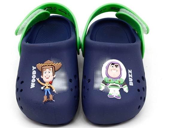 Sandália Babuch Infantil Grendene Toy Story 22078 Original