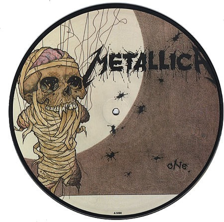 Metallica - One (picture Disc) Disco 10 Pulgadas